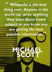 week 5 - michael scott